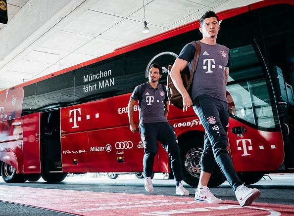 Bayern vs Dortmund anh 5