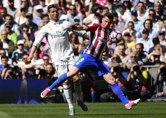 Real vs Atletico (1-1): Ken ken co nguy co mat ngoi dau hinh anh 16