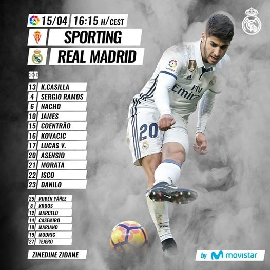 Sporting Gijon vs Real Madrid anh 4