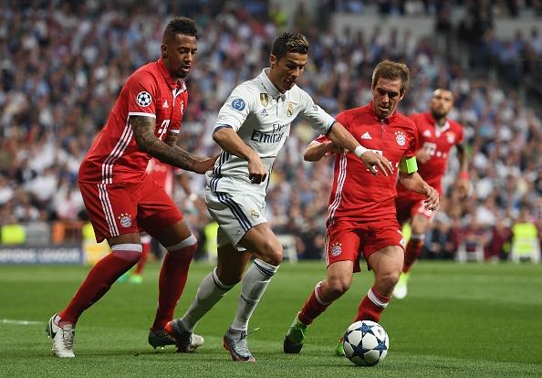 Ronaldo lap hat-trick, Real danh bai Bayern o hiep phu hinh anh 1