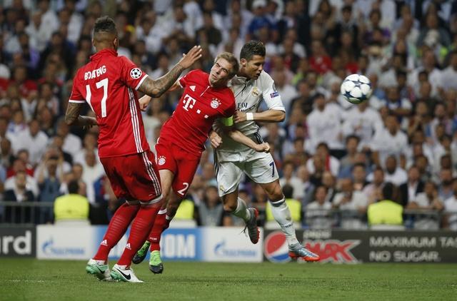 Ronaldo lap hat-trick, Real danh bai Bayern o hiep phu hinh anh 21