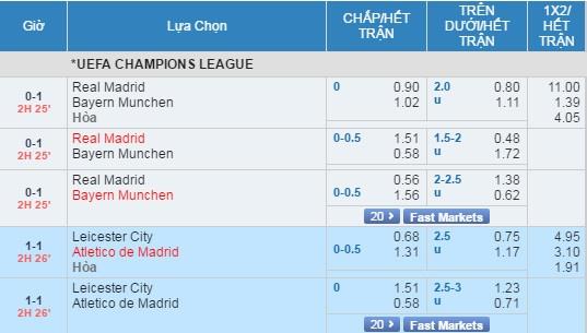 Ronaldo lap hat-trick, Real danh bai Bayern o hiep phu hinh anh 20
