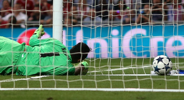 Ronaldo lap hat-trick, Real danh bai Bayern o hiep phu hinh anh 22