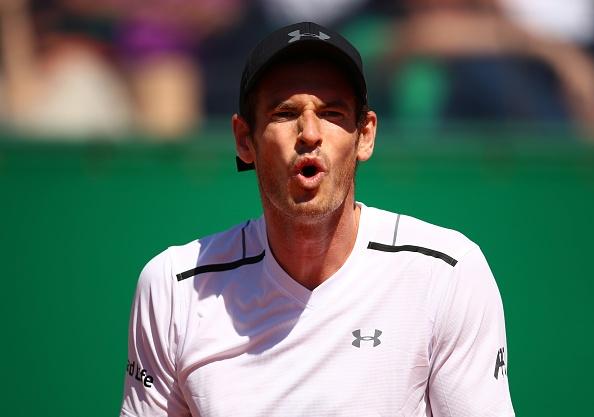 Andy Murray thua dau o Monte Carlo Masters hinh anh 1