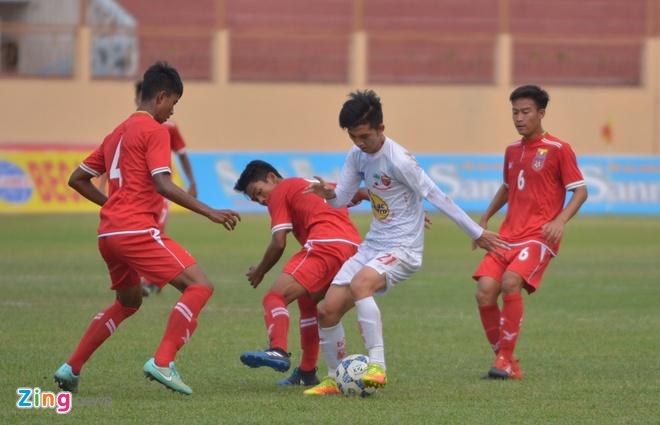 U19 HAGL vs U19 Myanmar anh 4