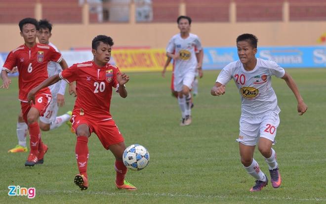 U19 HAGL vs U19 Myanmar anh 6