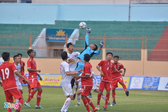 U19 HAGL vs U19 Myanmar anh 9