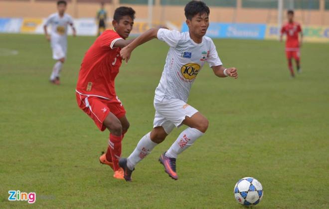 U19 HAGL vs U19 Myanmar anh 7