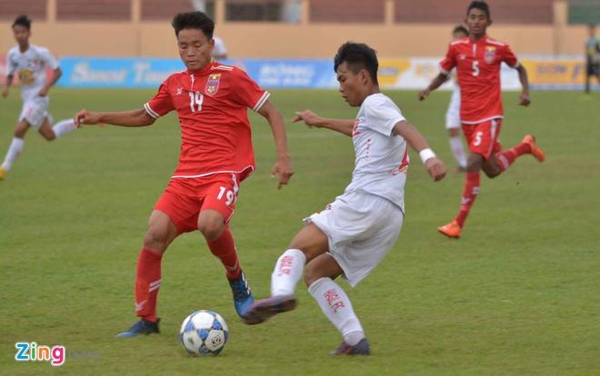 U19 HAGL vs U19 Myanmar anh 5