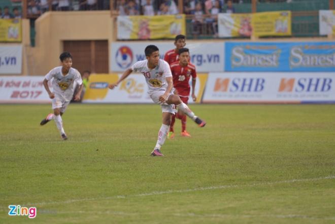 U19 HAGL vs U19 Myanmar anh 11