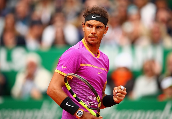 Nadal lap cot moc vo dich ky luc tai Monte Carlo hinh anh 1