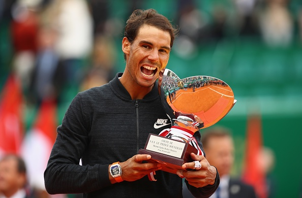 Nadal lap cot moc vo dich ky luc tai Monte Carlo hinh anh
