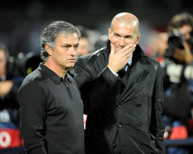Real chon Mourinho anh 1