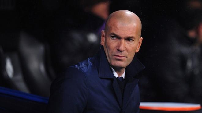 Zidane, nguoi dan ong co don nhat sau dem El Clasico hinh anh