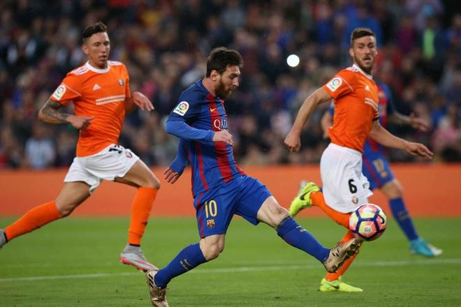 Messi lap cu dup, fan Barca tai hien man an mung dac biet cua Leo hinh anh 3