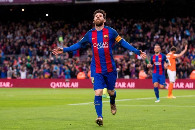Messi lap cu dup, fan Barca tai hien man an mung dac biet cua Leo hinh anh 2
