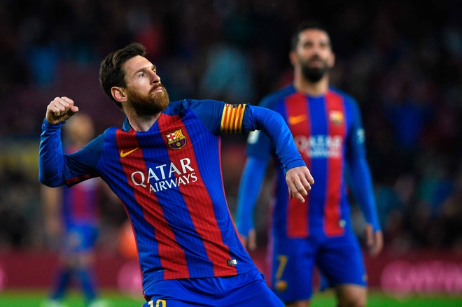 Messi lap cu dup, fan Barca tai hien man an mung dac biet cua Leo hinh anh 6