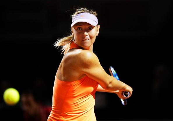 Sharapova thua nguoc anh 1