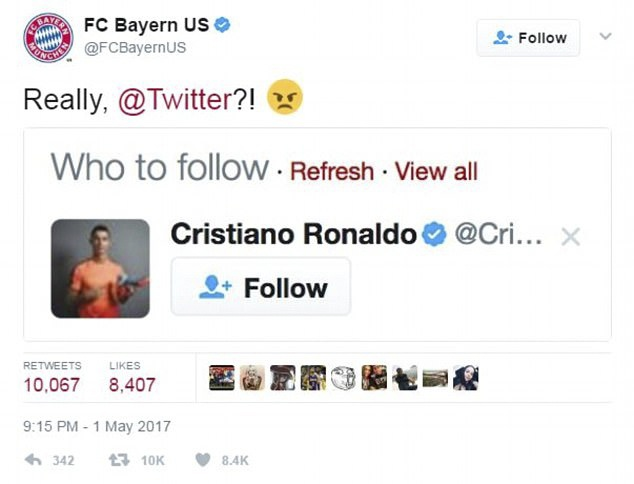 Bayern duoc de nghi theo doi Ronaldo anh 1