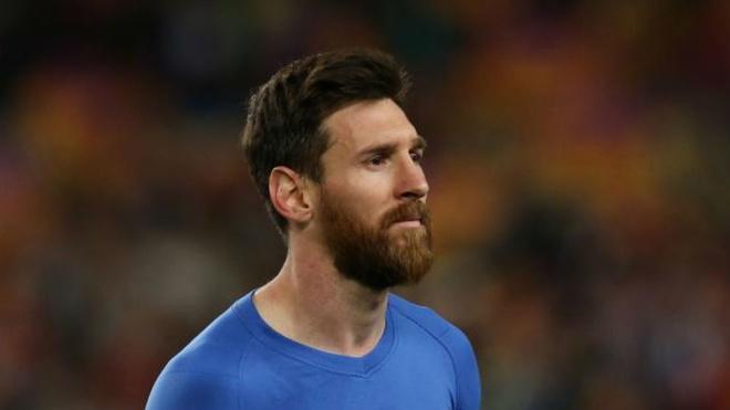 Messi mang tieng cuoi cho tre em anh 1