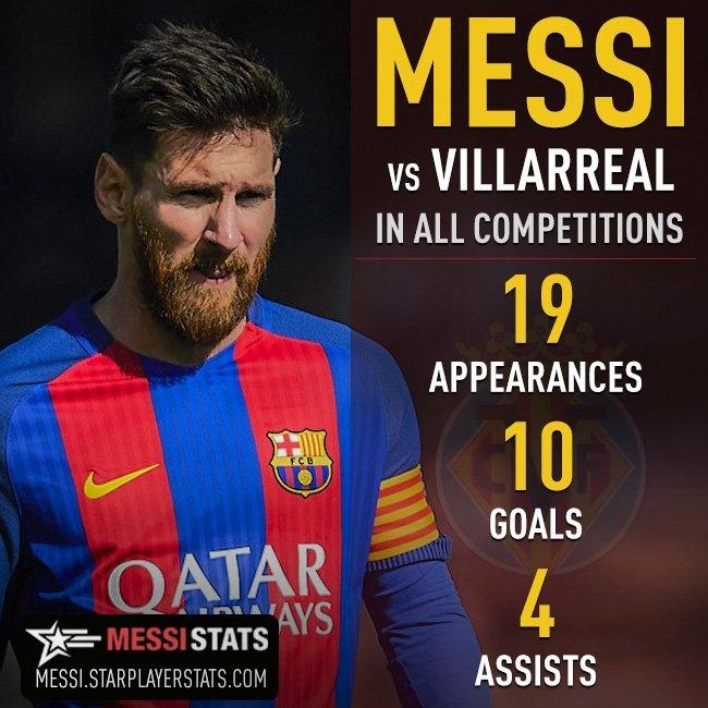 Messi lap cu dup va kien tao, Barca thang dam Villarreal hinh anh 5