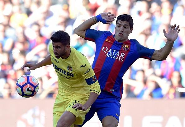 Messi lap cu dup va kien tao, Barca thang dam Villarreal hinh anh 12