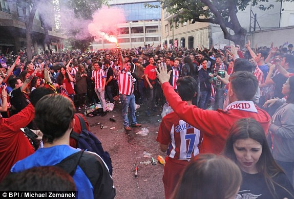 Atletico vs Real anh 10