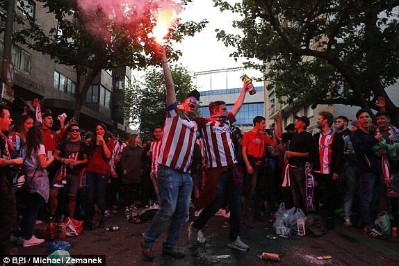 Atletico vs Real anh 11