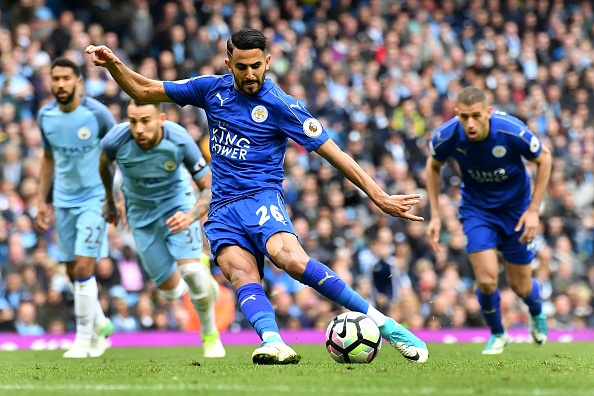 Man City vs Leicester anh 1