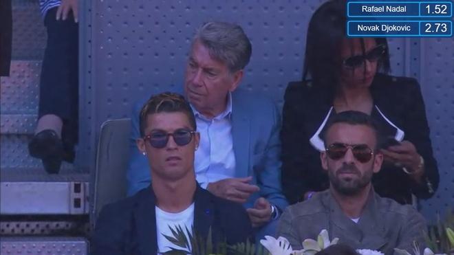 Djokovic vs Nadal anh 5