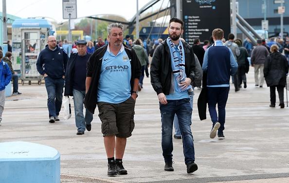 Man City vs Leicester (2-1): Mahrez bi tuoc ban thang phat den hinh anh 16