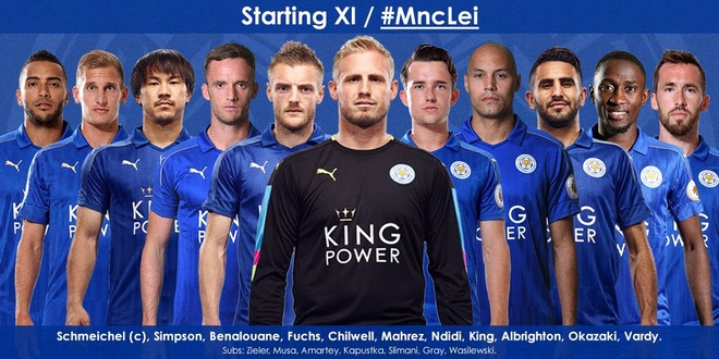 Man City vs Leicester anh 4