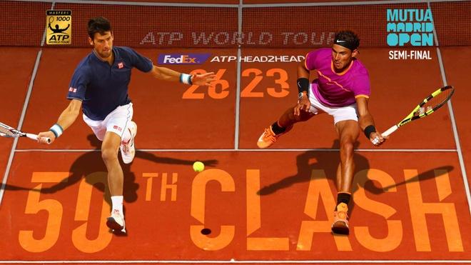 Djokovic dai chien Nadal anh 1