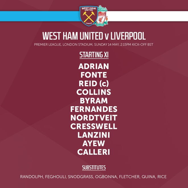 Thang dam West Ham, Liverpool tien sat ve Champions League hinh anh 5