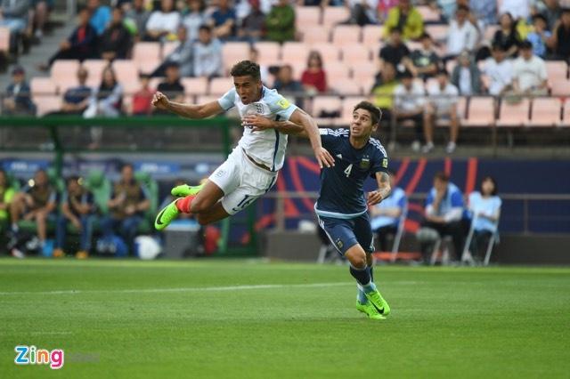 U20 Argentina vs U20 Anh (0-3): Tam Su khoi dau hoan hao hinh anh 31
