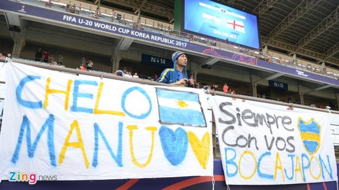 U20 Argentina vs U20 Anh (0-3): Tam Su khoi dau hoan hao hinh anh 12