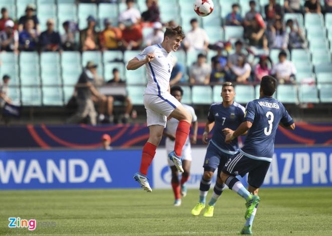 U20 Argentina vs U20 Anh (0-3): Tam Su khoi dau hoan hao hinh anh 29