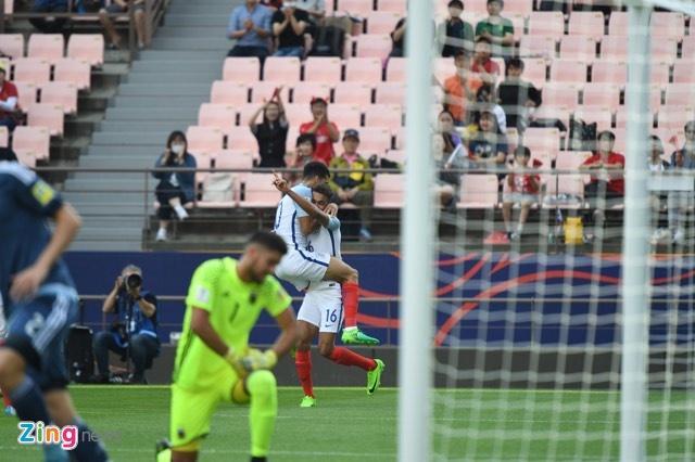 U20 Argentina vs U20 Anh (0-3): Tam Su khoi dau hoan hao hinh anh 34
