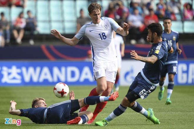 U20 Argentina vs U20 Anh (0-3): Tam Su khoi dau hoan hao hinh anh 36