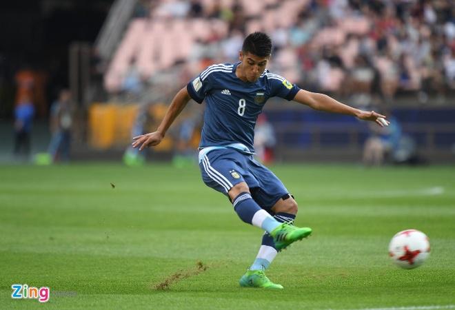 U20 Argentina vs U20 Anh (0-3): Tam Su khoi dau hoan hao hinh anh 37