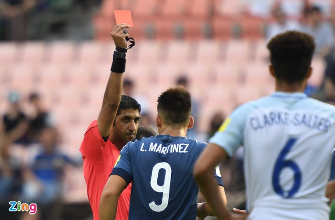 U20 Argentina vs U20 Anh (0-3): Tam Su khoi dau hoan hao hinh anh 38