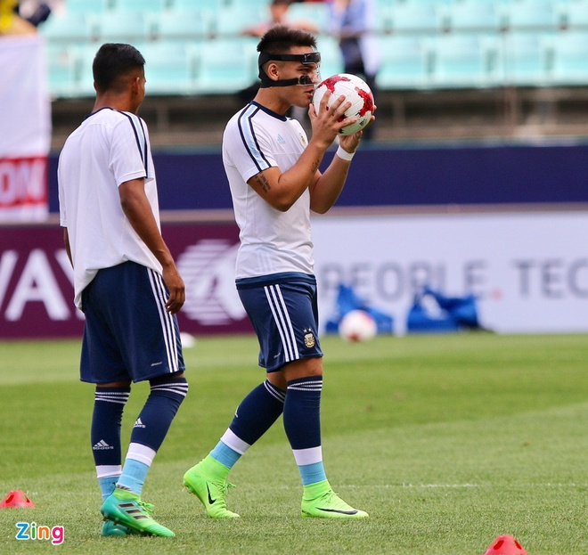 U20 Argentina vs U20 Anh (0-3): Tam Su khoi dau hoan hao hinh anh 16