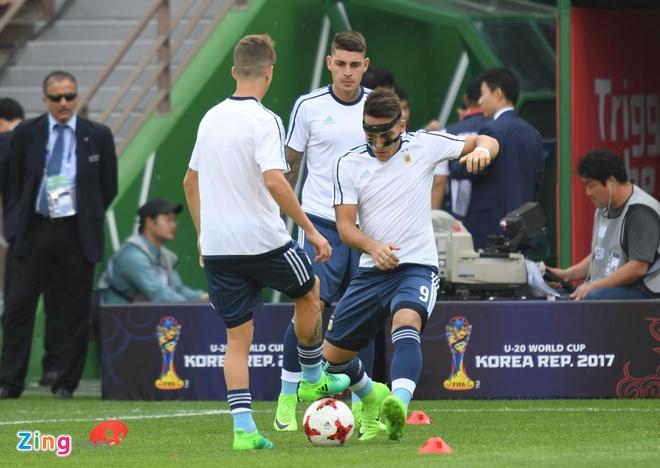 U20 Argentina vs U20 Anh (0-3): Tam Su khoi dau hoan hao hinh anh 22