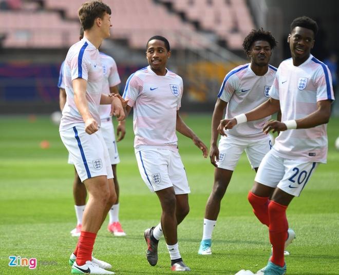 U20 Argentina vs U20 Anh (0-3): Tam Su khoi dau hoan hao hinh anh 24