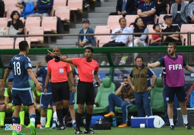 U20 Argentina vs U20 Anh (0-3): Tam Su khoi dau hoan hao hinh anh 39