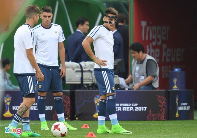 U20 Argentina vs U20 Anh (0-3): Tam Su khoi dau hoan hao hinh anh 23