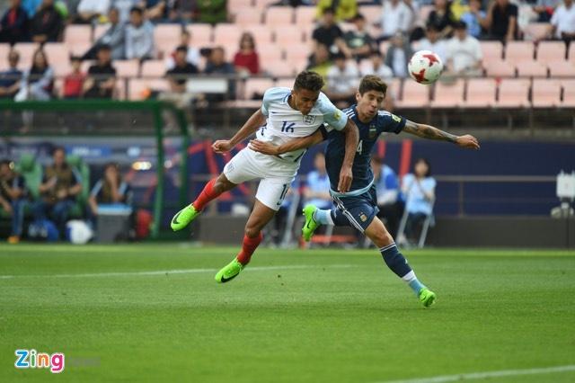 U20 Argentina vs U20 Anh (0-3): Tam Su khoi dau hoan hao hinh anh 33