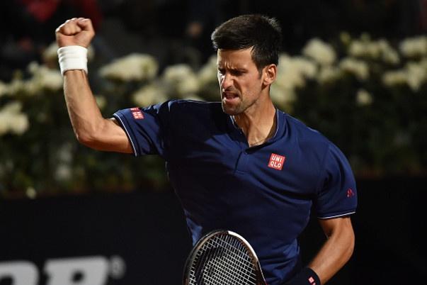 Djokovic thang ap dao Thiem, vao chung ket Rome Masters hinh anh