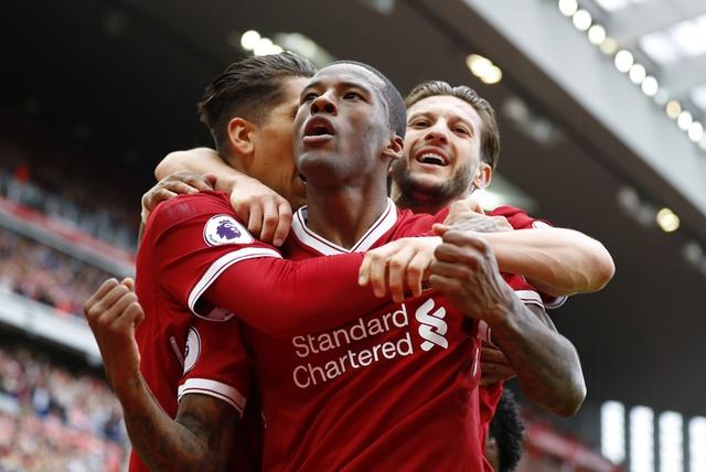 Liverpool danh bai Arsenal trong cuoc dua top 4 hinh anh