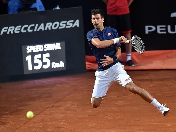 Video Djokovic ha Del Potro va Thiem, vao chung ket Rome Masters hinh anh